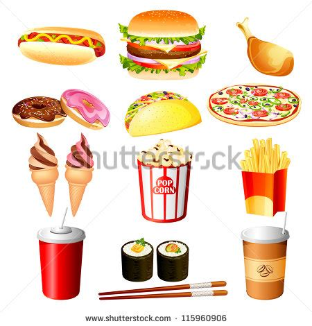 Thesis about junk food